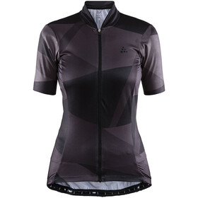 Craft Hale Graphic Jersey Women black